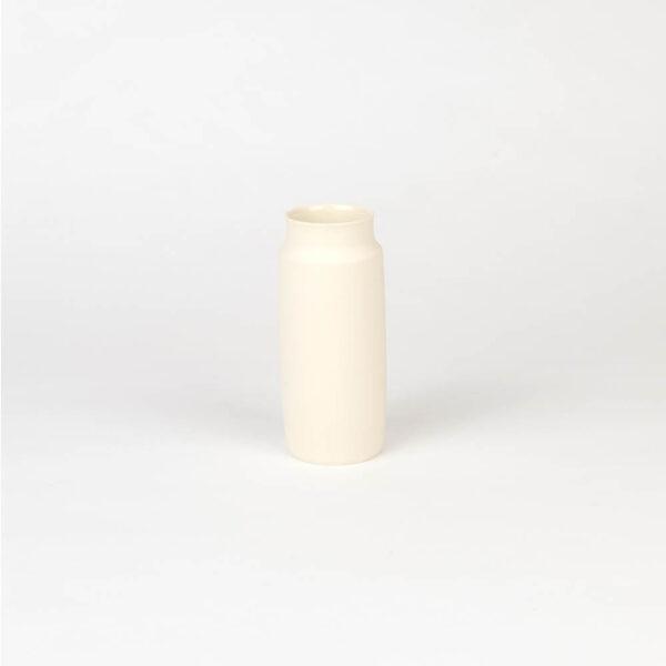TINI Vase klein blassgelb