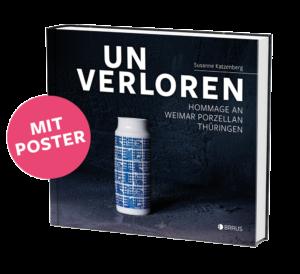 Cover UNVERLOREN | Das Buch