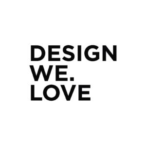 DESIGN WE. LOVE