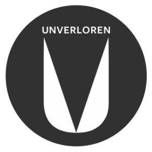 Logo UNVERLOREN rund